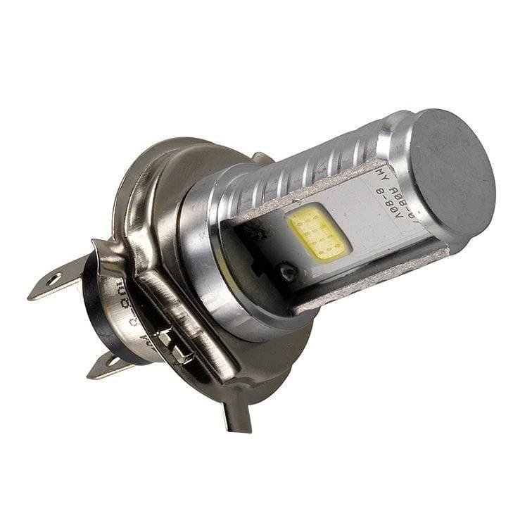 Ampoule led h4 pi ces electrique sur la b canerie - Ampoule h4 led ...