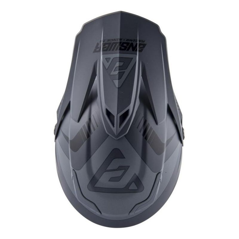 Casque cross Answer AR5 Pulse charcoal/gris - 2