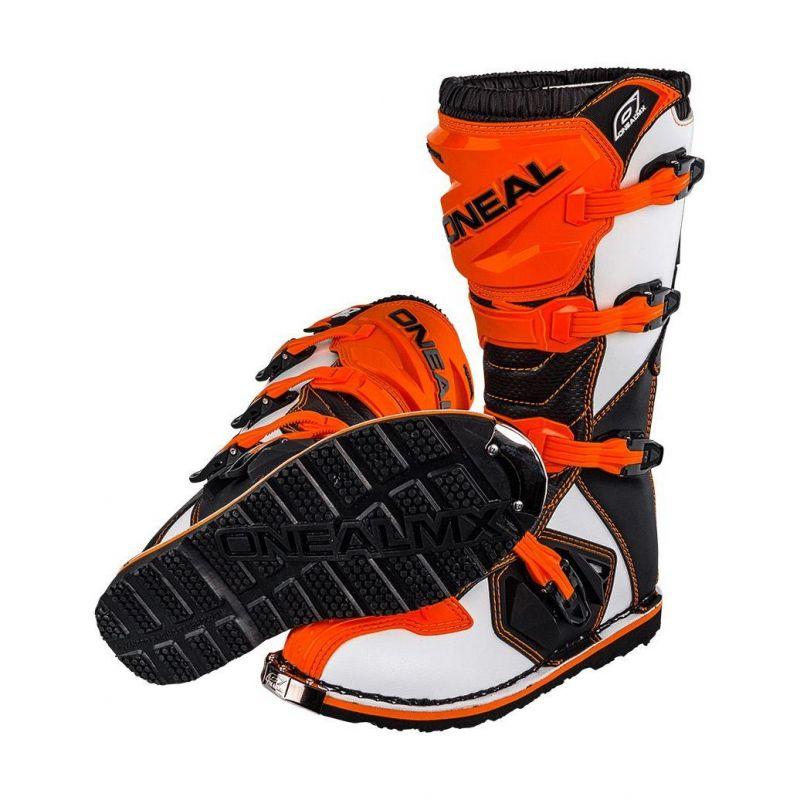 Bottes cross O'Neal Rider Eu orange - 3