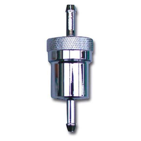 Filtre à essence Bihr Ø 6 mm alu démontable