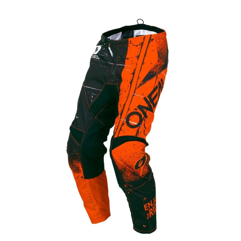 Pantalon cross O'Neal Element Shred orange
