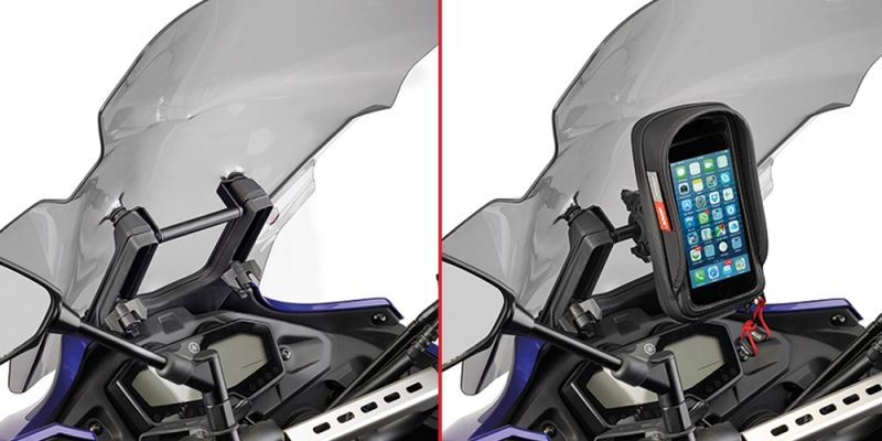 Yamaha Pièces Givi 07 17 Support Gps 16 Chassis Mt Tracer yv8nNwOmP0