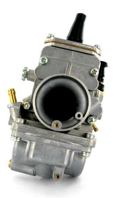 Carburateur Mikuni D.24 boisseau plat montage souple