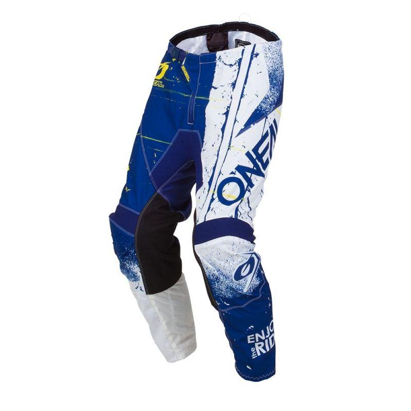 Pantalon cross O'Neal Element Shred bleu