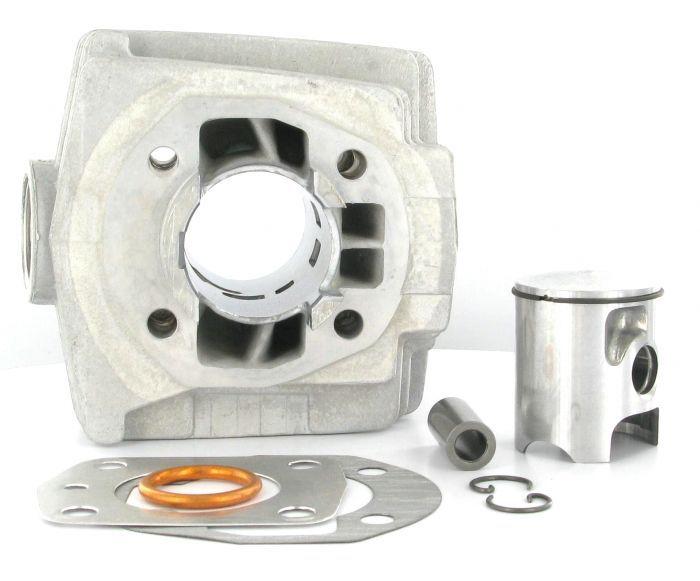 cylindre polini alu mbk 51 air 50cc pi ces moteur sur la b canerie. Black Bedroom Furniture Sets. Home Design Ideas