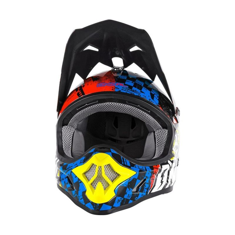 Casque cross enfant O'Neal 3SRS Wild multicolore - 1
