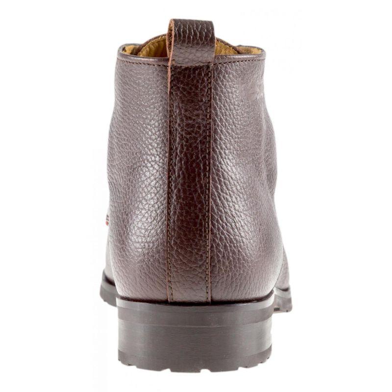 Chaussures moto Helstons Heritage marron - 4