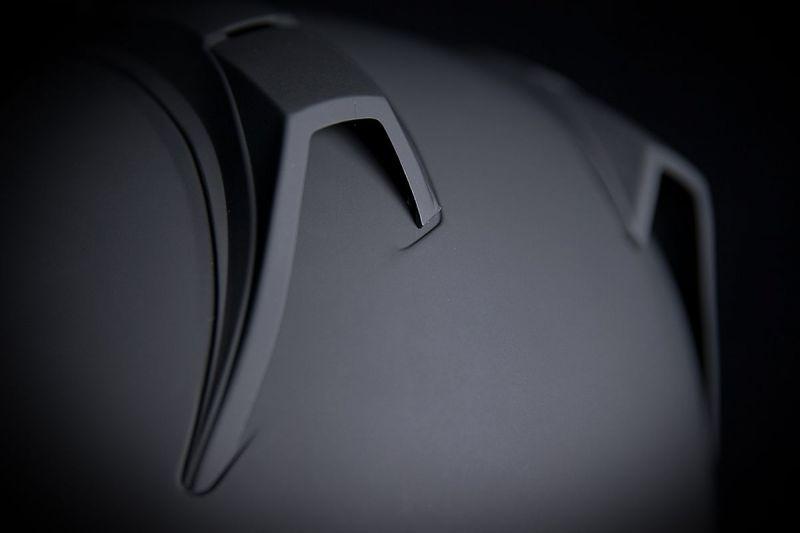 Casque intégral Icon Alliance Dark noir - 4