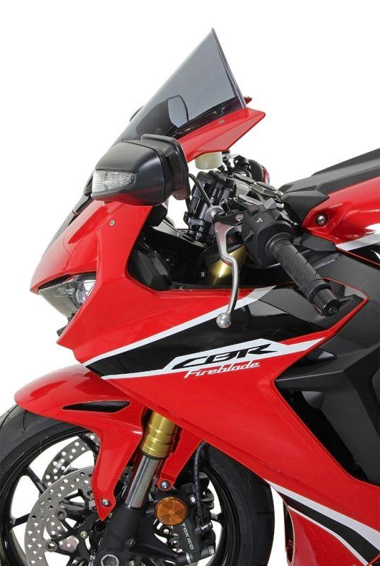 Bulle MRA Racing fumée Honda CBR 1000 RR 17-18 - 3