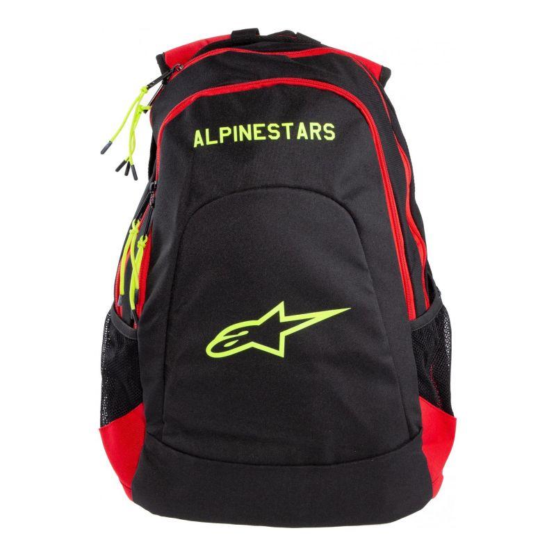 Sac à dos Alpinestars Defcon noir/rouge/jaune fluo - 4