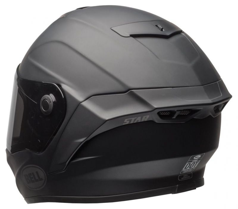 Casque intégral Bell Star Mips noir mat - Casques moto sur La Bécanerie 56be1620f6a5