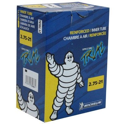 Chambre air 21 39 39 michelin sp cial trial valve droite tr4 for Chambre a air mobylette
