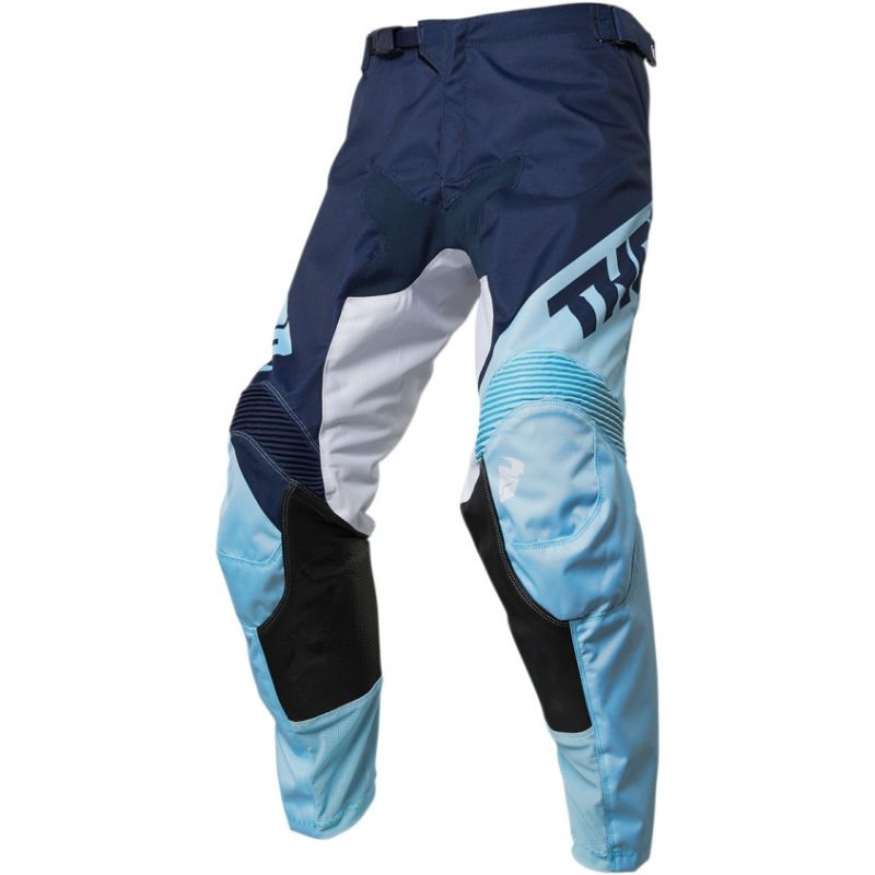 Pantalon cross Thor Pulse Factor navy/powder - 1