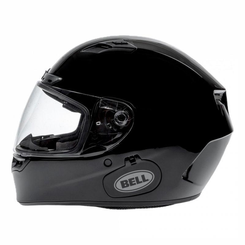 Casque intégral Bell Qualifier DLX Solid noir - 1