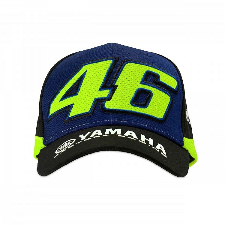 Casquette VR46 Valentino Rossi Yamaha Dual Racing 2019 - 1