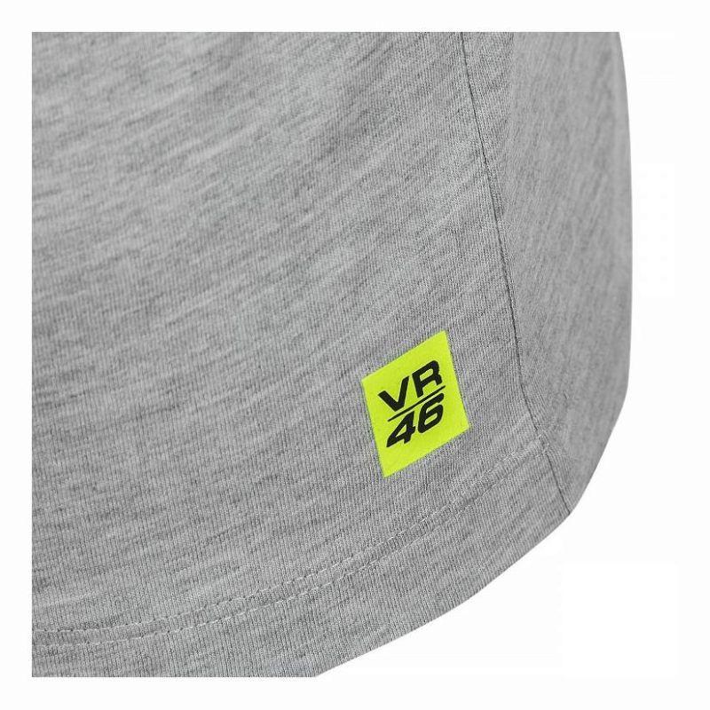 Tee-shirt VR46 Core gris - 2