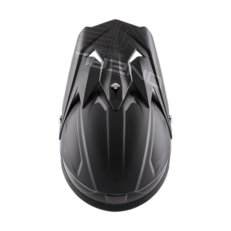 Casque cross O'Neal 3 Series Flat noir - 2
