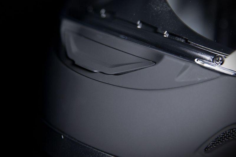Casque intégral Icon Alliance Dark noir - 3