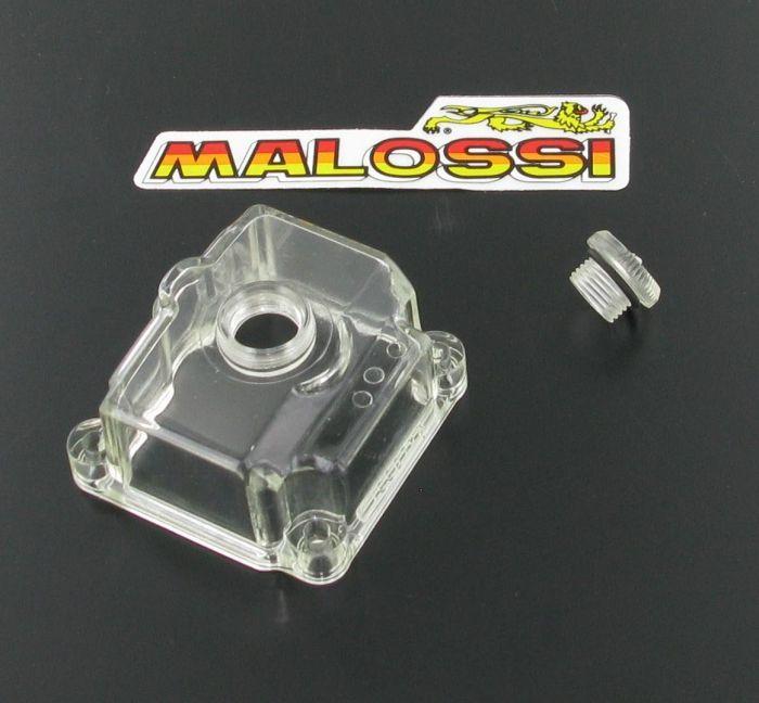 Cuve transparente Malossi carbu Dell'Orto  phbg
