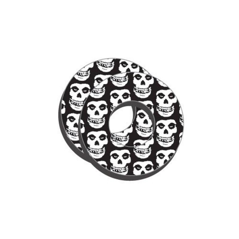Donuts FX Factory Effex Skulls blanc/noir