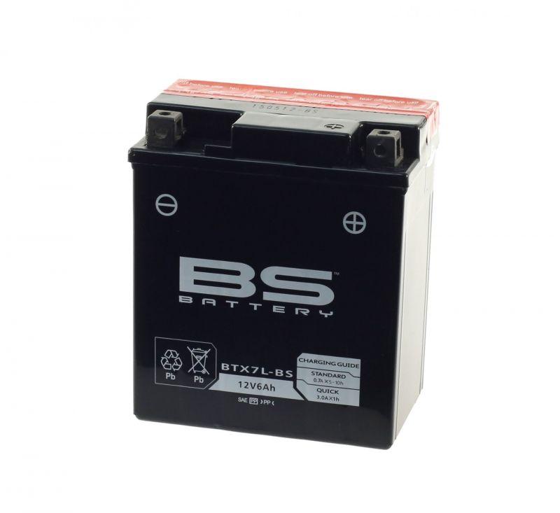 batterie moto btx7l-bs