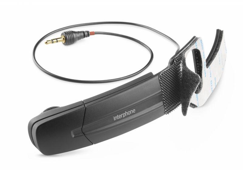 Kit audio Cellularline Pro Sound Confort pour casque HJC - 1