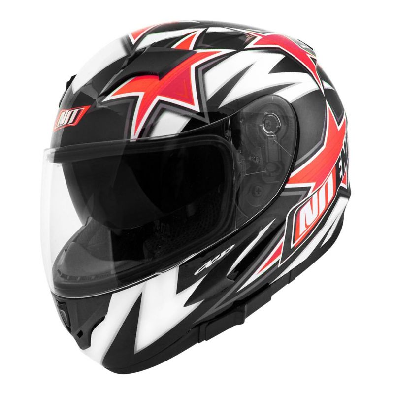 Casque intégral Noend Star by OCD rouge