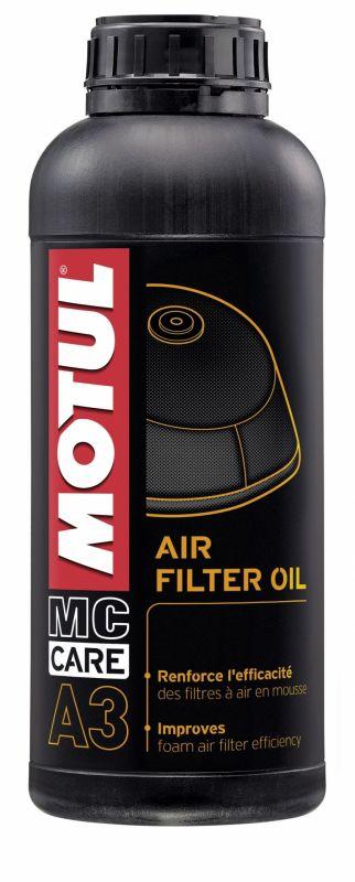 Huile de filtre Motul Air Filter Oil 1L