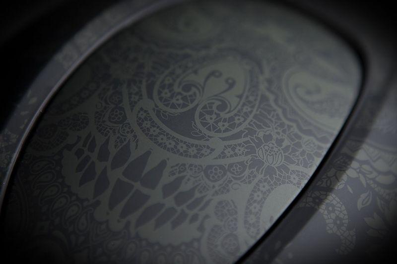 Casque intégral Icon Airmada Chantilly noir - 4
