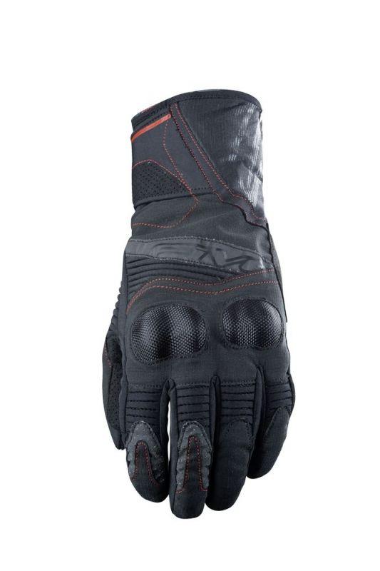 gants five wfx2 wp noir rouge quipement route sur la b canerie. Black Bedroom Furniture Sets. Home Design Ideas