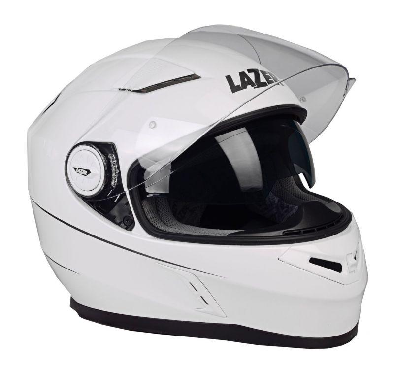 Casque intégral Lazer BAYAMO Z-LINE blanc