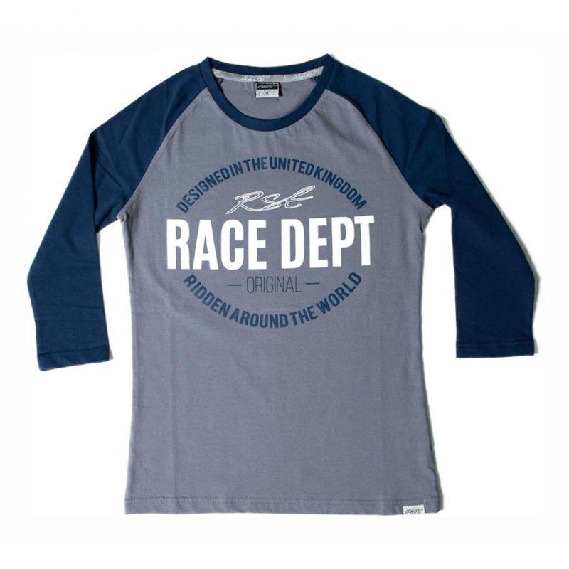 fashion styles new arrival undefeated x Tee-shirt femme RST Original 1988 gris/bleu
