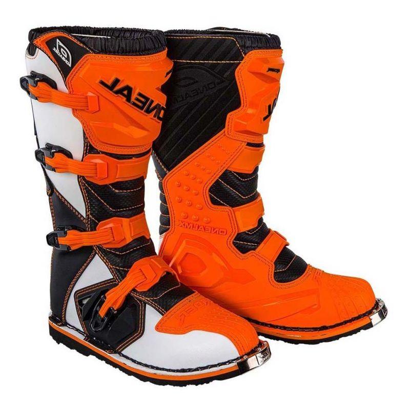 Bottes cross O'Neal Rider Eu orange