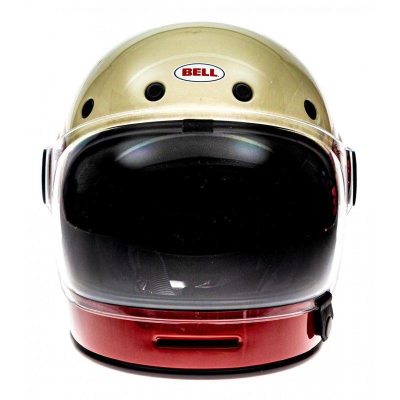 Casque intégral Bell Bullitt Triple Threat rouge/noir - 3