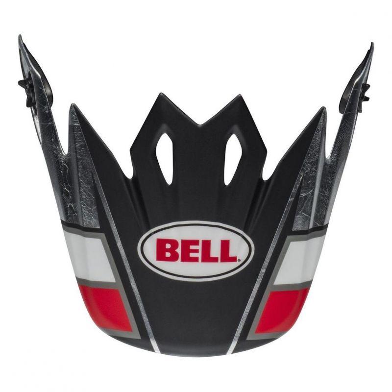 Casque cross Bell MX-9 Mips Twitch Replica mat noir/rouge/blanc - 7