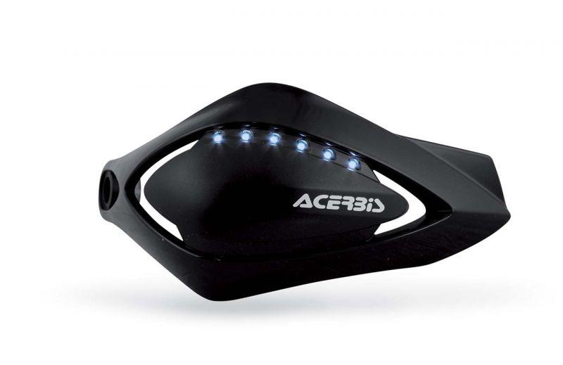 Protège-mains Acerbis Flash Aprilia 125 Scarabeo noir