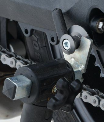 Diabolos de bras oscillant R&G Racing titane ØM10 KTM 690 Duke R 13-18 - 1