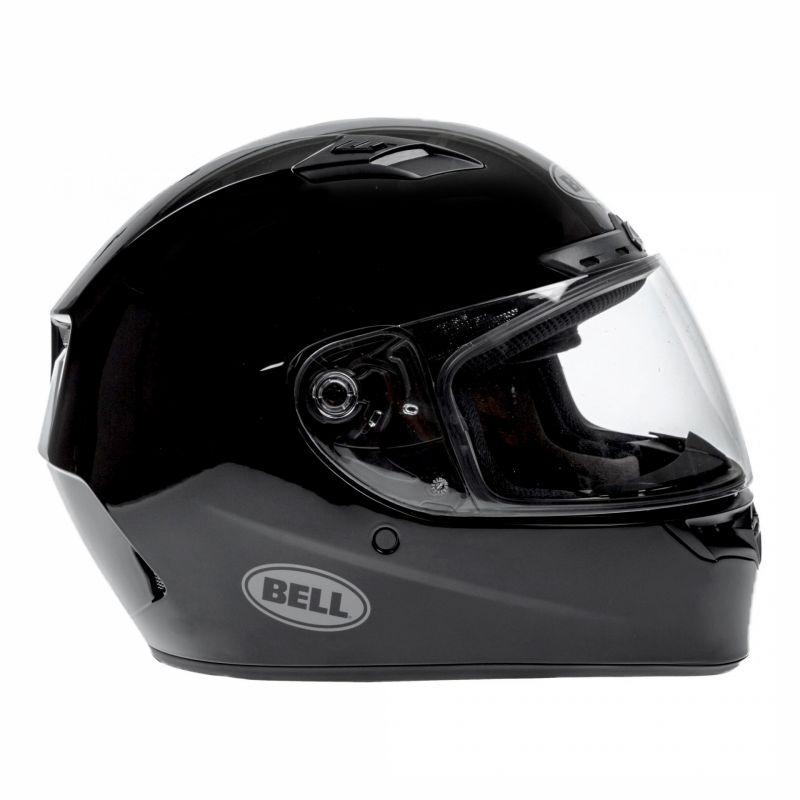 Casque intégral Bell Qualifier DLX Solid noir - 2