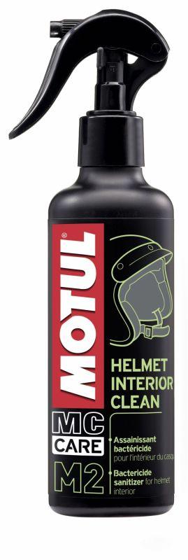 Nettoyant intérieur casque Motul Helmet interior Clean 250ml