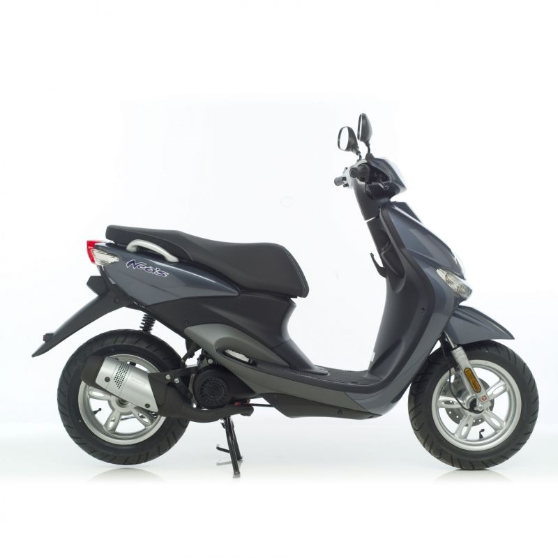 Pot d chappement scooter leovince touring pour yamaha neo for Garage soudure pot echappement