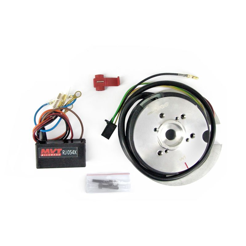Allumage MVT Premium rotor interne avec éclairage Booster Nitro Catalysé PREM19