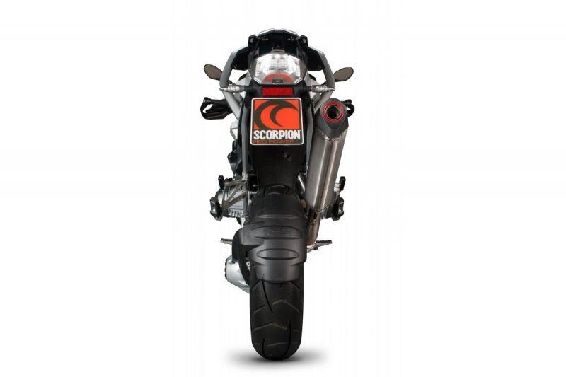 Silencieux Scorpion Serket Inox BMW R 1200 GS 13-17 - 3