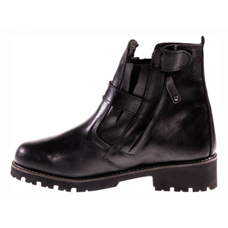 Demi-bottes Held NASHVILLE noir - 2