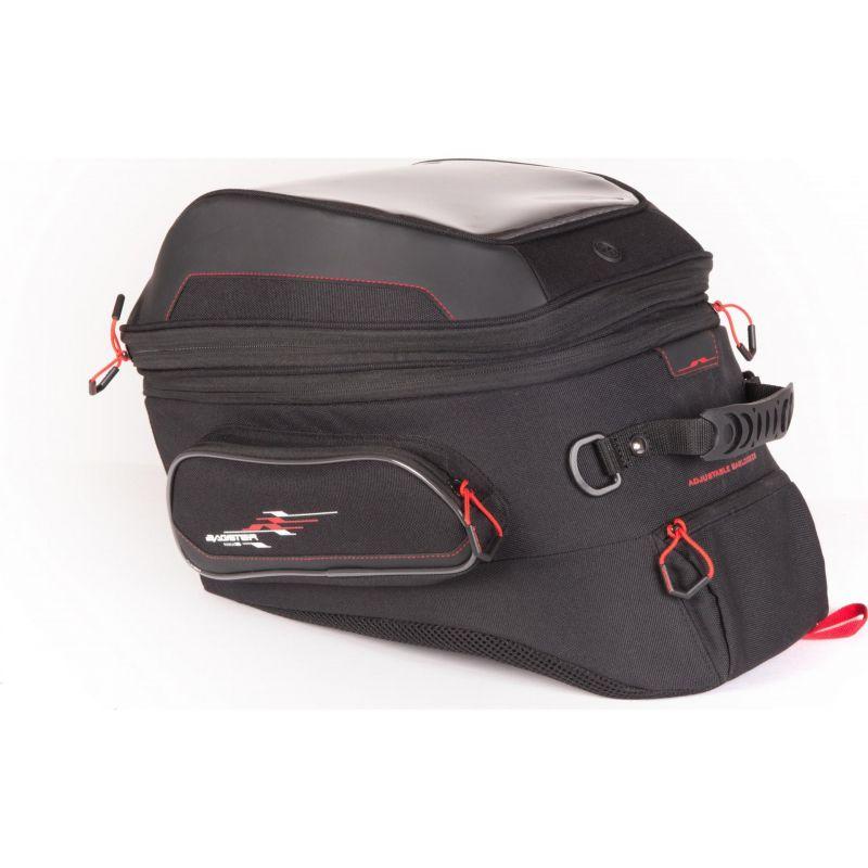 sacoche de r servoir bagster adventure baglocker noir pi ces bagagerie sur la b canerie. Black Bedroom Furniture Sets. Home Design Ideas