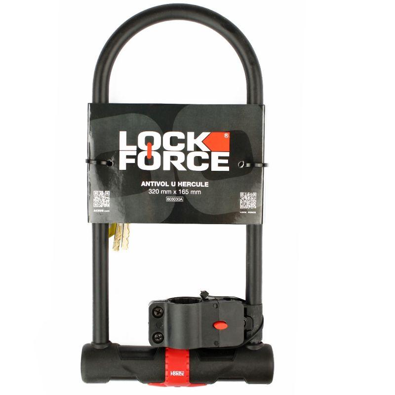 Antivol U Lock-Force Hercule 320x165