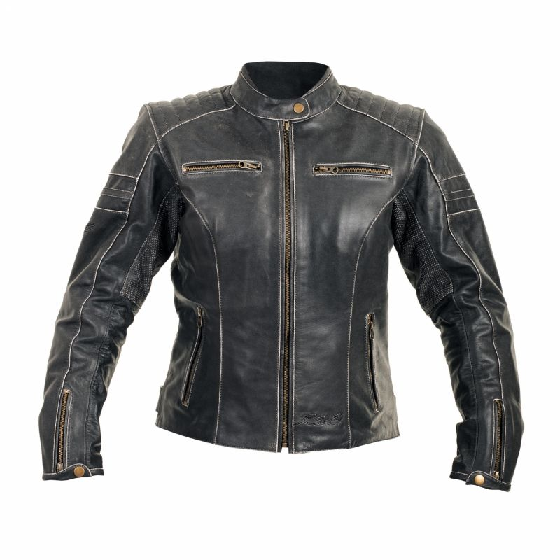 Blouson cuir femme RST ROADSTER blouson moto en cuir femme