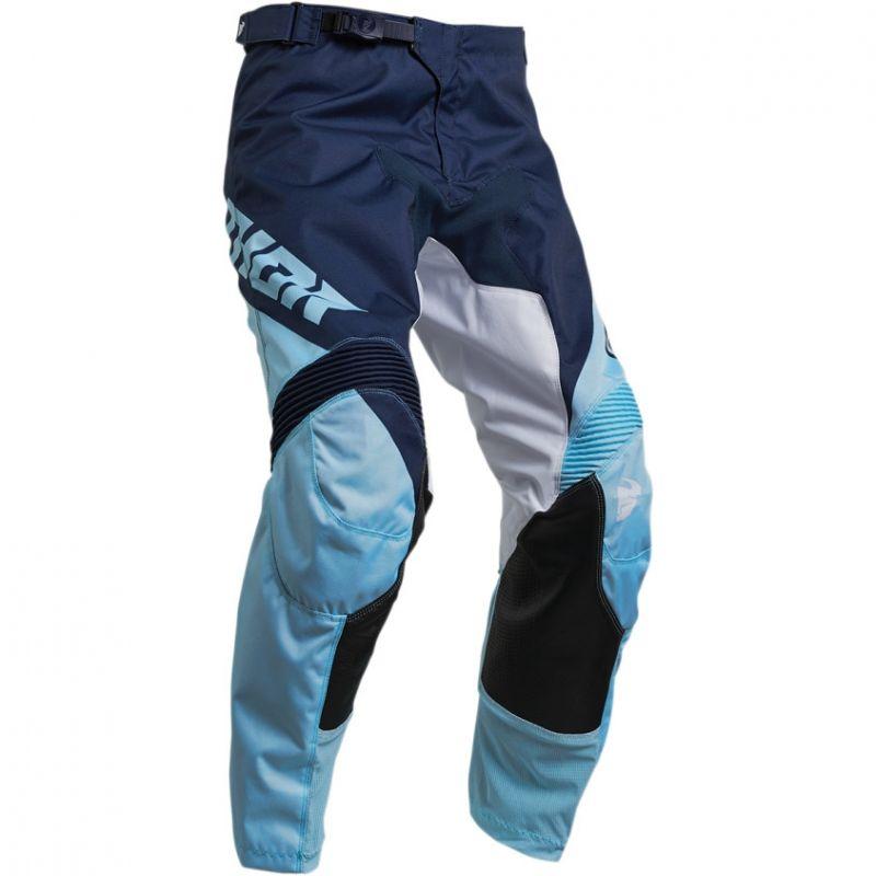 Pantalon cross Thor Pulse Factor navy/powder
