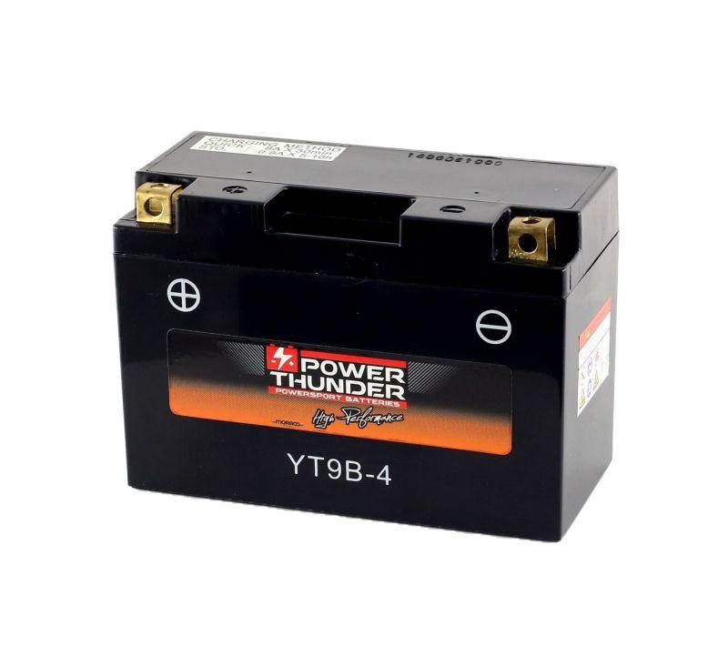 Batterie Power Thunder YT9B-4 12V8AH