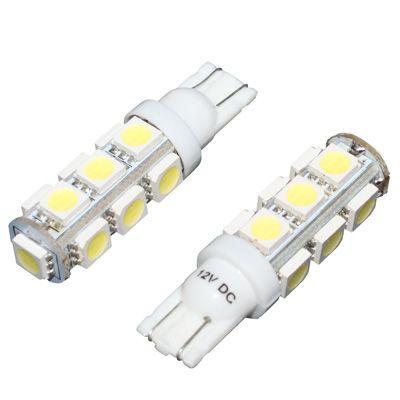2 ampoules leds wedge clignotant 12v 10w blanches pi ces electrique sur la b canerie. Black Bedroom Furniture Sets. Home Design Ideas