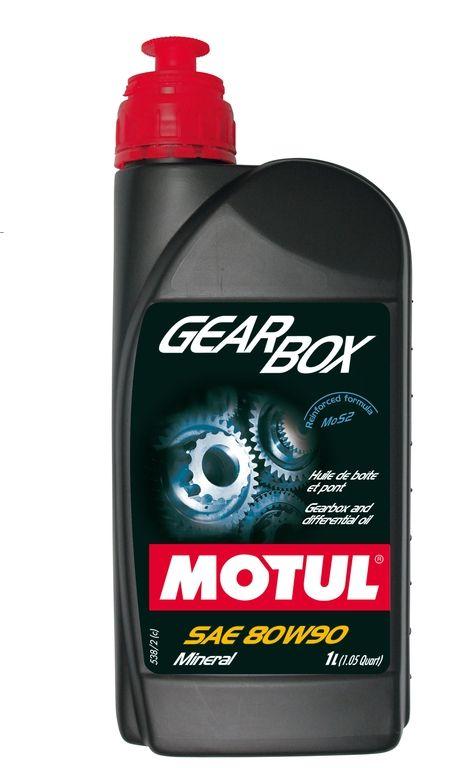 huile de transmission motul gear box 80w90 1l lubrifiant sur la b canerie. Black Bedroom Furniture Sets. Home Design Ideas